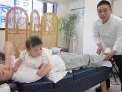 新生児にIRT